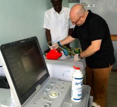 Toshiba, Mending Kids, Tanzania, Cincinnati Children's Hospital, Viamo ultrasound, anorectal malformations