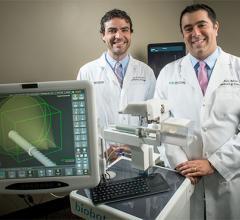UAB, iSR'obot Mona Lisa, prostate cancer, image-guided biopsy