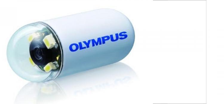 Olympus Endocapsule 10 System Endoscopy Imaging